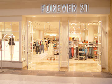 Forever 21's Health Incentive