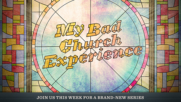 Sunday Service at North Point Online: My Bad Church Experience (Part Three)